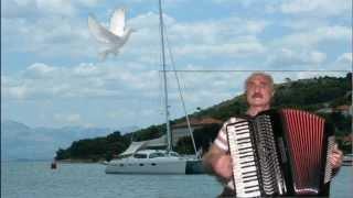 LA PALOMA tango accordion