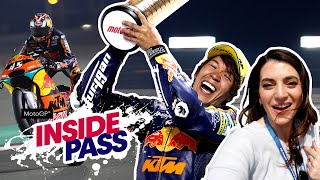 MotoGP 2020 Qatar: All Access For Nagashima's First GP Win | Inside Pass S2E1