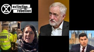 EXTINCTION REBELLION - Politicians Taking a Clear Public Position for XR - 15 Oct 2019