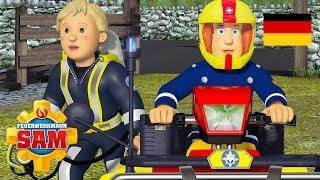 Feuerwehrmann Sam Deutsch Neue Folgen | Rettung aus der Luft - Lustiger Momente 🚒Kinderfilm