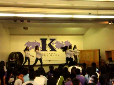Kalākaua 7th Grade Spirit Week Event
