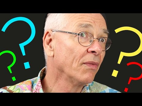Adults Ask Dr. Karl Life Questions