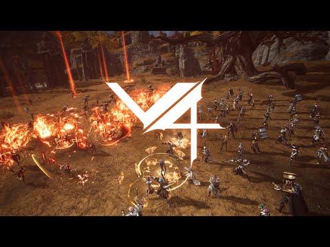 V4[브이포] 원테이크 인게임 플레이 영상