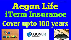 Complete Details of Aegon Life iTerm Insurance | Cheapest and Top Quality Term Plan