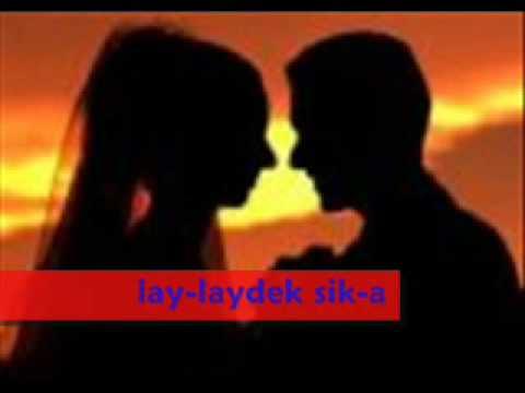 laylaydek sik-a with lyrics by Hardy Caligtan