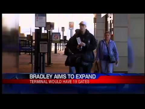 Bradley Airport opening new terminal