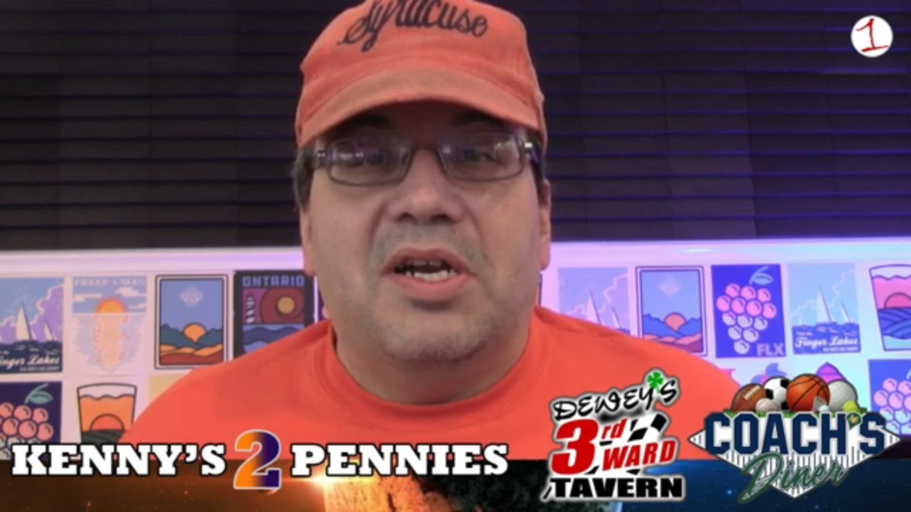 It's the Chiefs vs. the Niners .::. Kenny's 2 Pennies 1/21/20