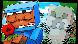 THIS IS THE WORST MINECRAFT MOD EVER! INVISIBLE CREEPERS