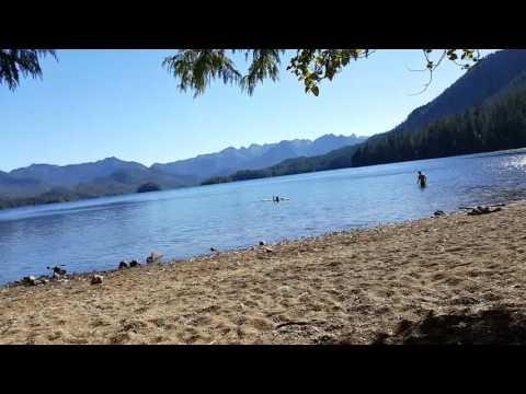 Yakoun lake hiada gwaii