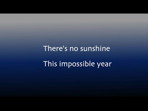 Impossible Year - Panic! At The Disco [LYRICS]