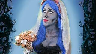 La Sposa Cadavere ASMR  Role Play 🎃 Corpse Bride