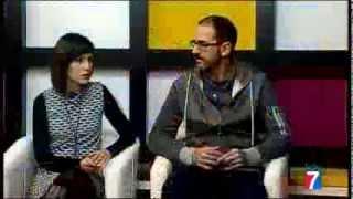 #50adv #Talidomida | Entrevista en Tele7 (22/01/15)