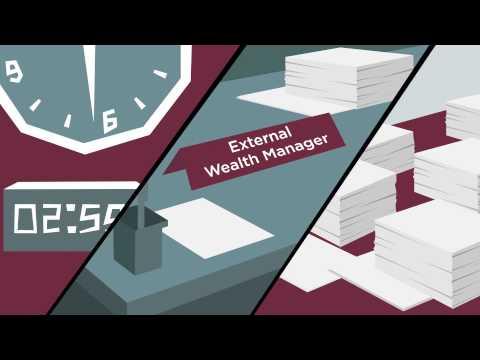 Swiss Asia External Wealth Management Platform