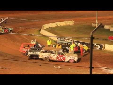 Demo Derby, Valvoline Raceway 28/11/15