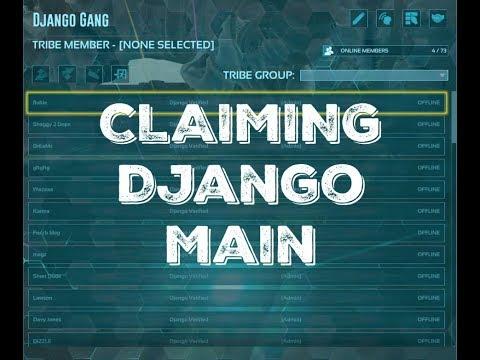352 DJANGO MAIN, CLAIMED BY SUPREMACY
