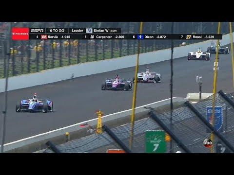 Last 5 Laps - uncut // 2018 Indianapolis 500