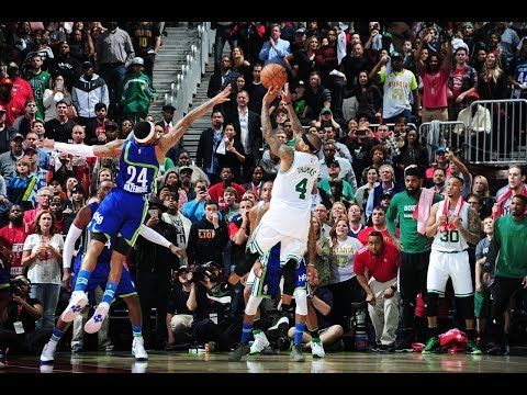 Boston Celtics' Top 10 Plays of the 2016-2017 NBA Season
