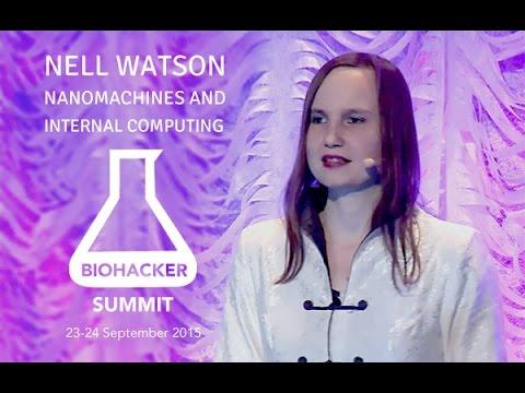 #3 Biohacker's Podcast - Nell Watson on Artificial Intelligence