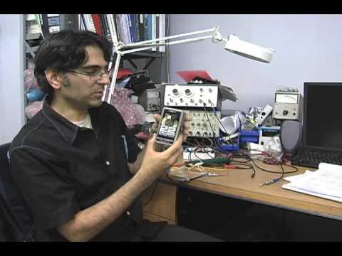 Electro-Harmonix 22 CALIBER Guitar Amp Head engineer explanation