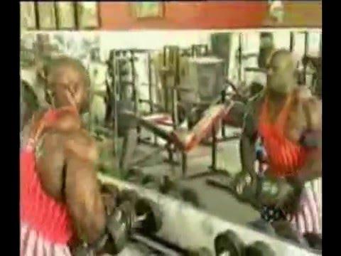 ronnie coleman shoulder workout