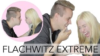 FLACHWITZ CHALLENGE EXTREME :D | BibisBeautyPalace Thumbnail