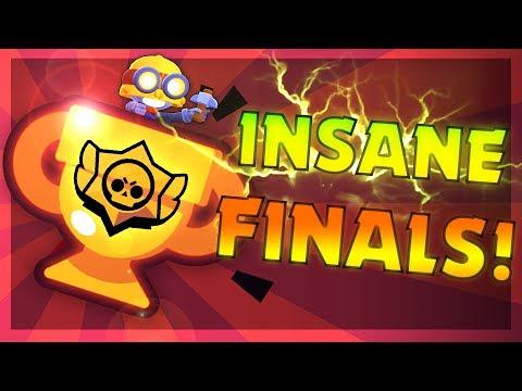 BEST Brawl Stars Tournament Finals EVER! Team OG Vs Team Yde