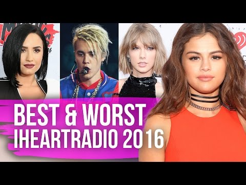 Best & Worst Dressed iHeartRadio Music Awards 2016