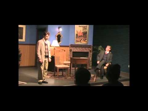 An Evening With A A  Milne  THe Comedy Playhouse  2011