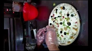 Pizza Recipe Restaurant Style-With arshad chef