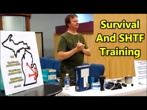 Survival And SHTF Classroom Training