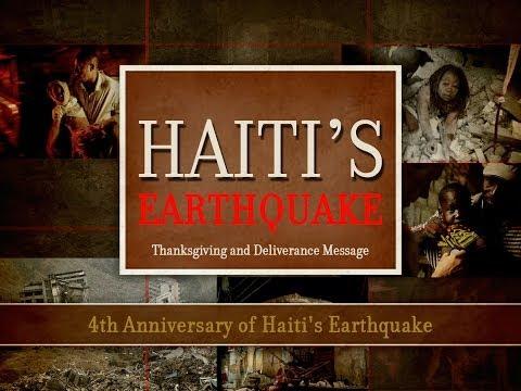 4th Anniversary of Haiti's Earthquake [FULL]