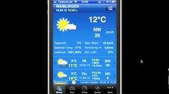 """ifun.de - Wetter-Apps fürs iPhone: """"WeatherPro"""" und """"Regenvorschau"""""""