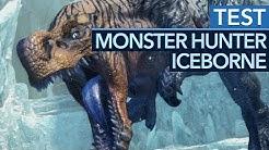 Monster Hunter World: Iceborne im Test für PS4 & Xbox One