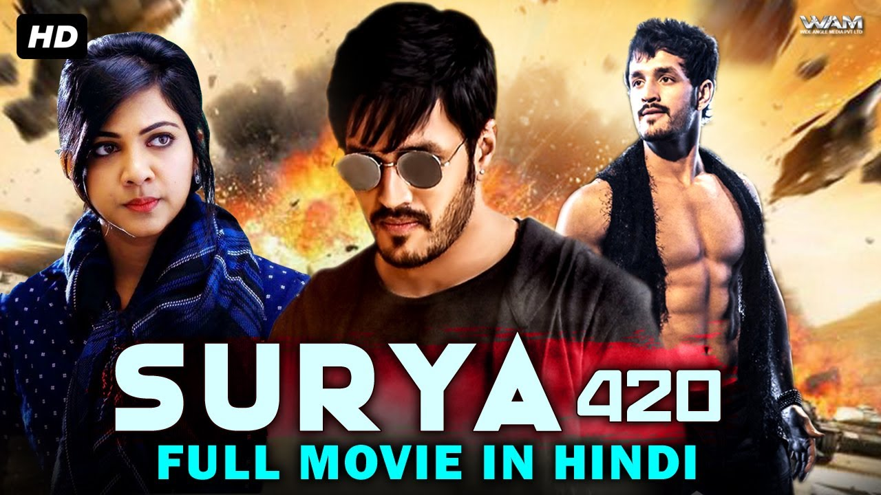 Download SURYA 420 New Released Full Hindi Dubbed Movie | Action Thriller Movie | South Movie In Hindi