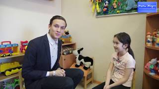 Дети говорят о любви:)