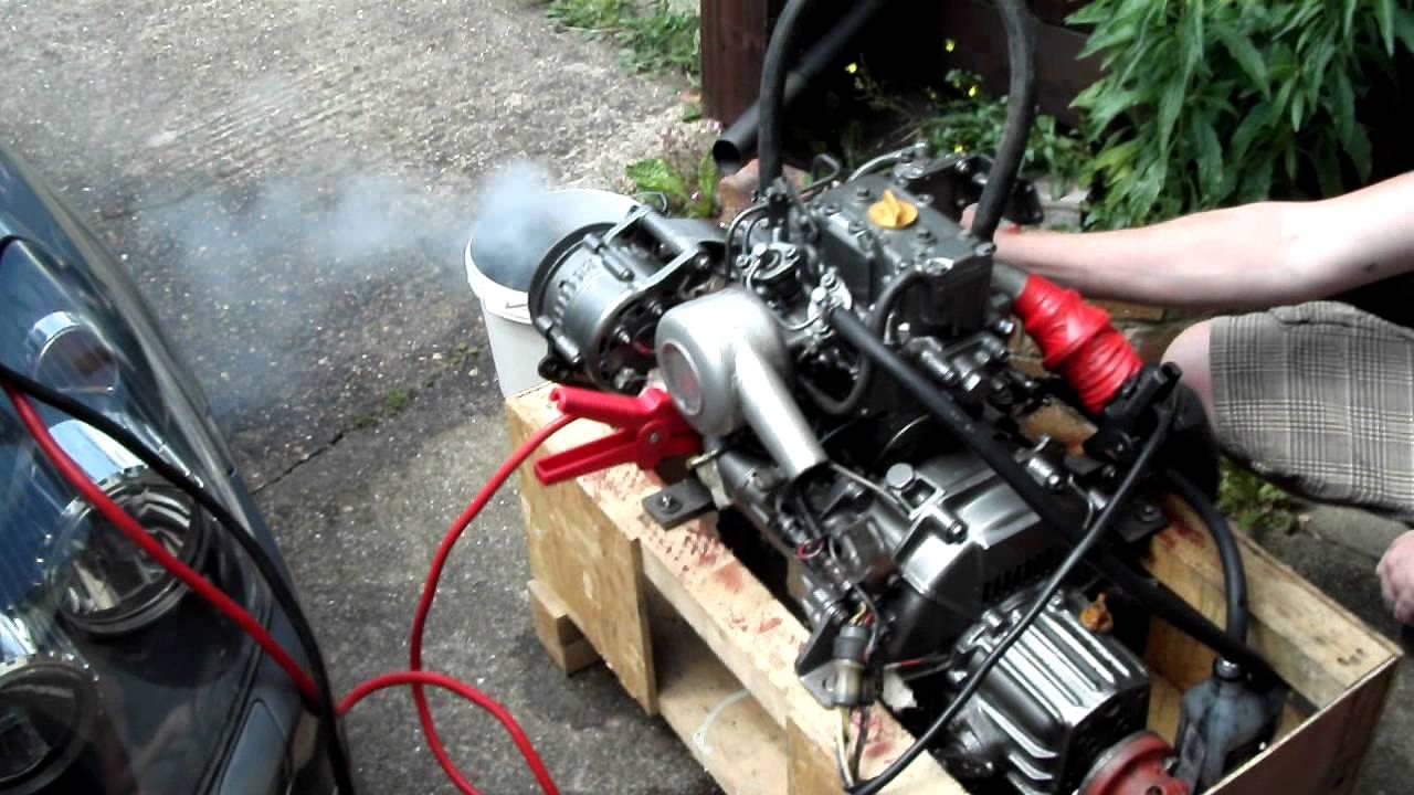 Engine swap will it work? - SailNet Community
