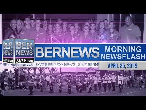 Bernews Newsflash For Thursday, April 25, 2019