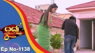 Durga | Full Ep 1138 | 1st August 2018 | Odia Serial - TarangTV