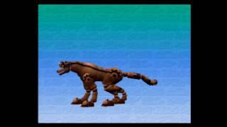 Monster Rancher 4,  Book - Tiger