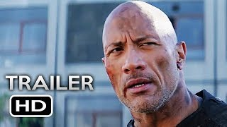 HOBBS AND SHAW: FAST & FURIOUS Super Bowl Trailer (2019) Dwayne Johnson Action Movie HD