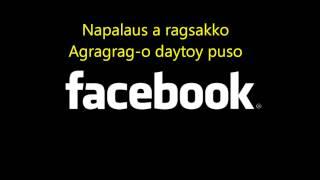 Facebook ( Ilocano Song Karaoke with Lyrics) - Noraline Domingo