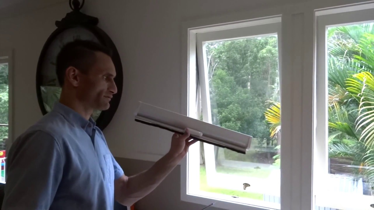 How To Install Retractable Window Screen