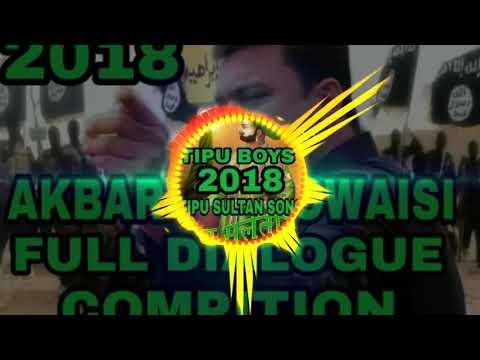 Akbaruddin Owaisi DJ songs.2018.
