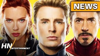 NEW Avengers Endgame Entertainment Weekly Covers REVEALED