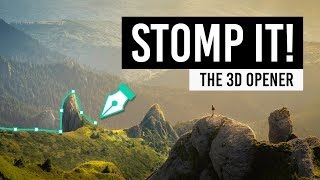 STOMP IT! - The 3D OPENER for After Effects