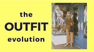 GET READY WITH ME/ THE OUTFIT EVOLUTION