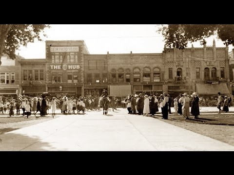 """""""Then and Now"""" Presentation of Logan Utah for Sunshine Terrace"""