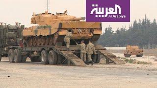 نشرة الرابعة  | قاعدة تركية جديدة على الأراضي القطرية