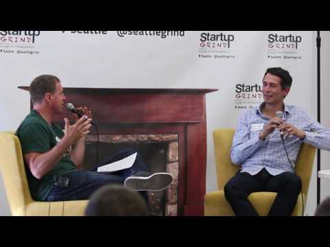 Dan Lewis (CEO Convoy) at Startup Grind Seattle