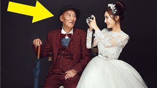 woman-marries-grandpa-but-when-he-sees-her-dress-the-weirdest-thing-happens